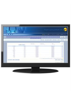 نرم افزار مانیتورینگ پست های فوق توزیع EMS